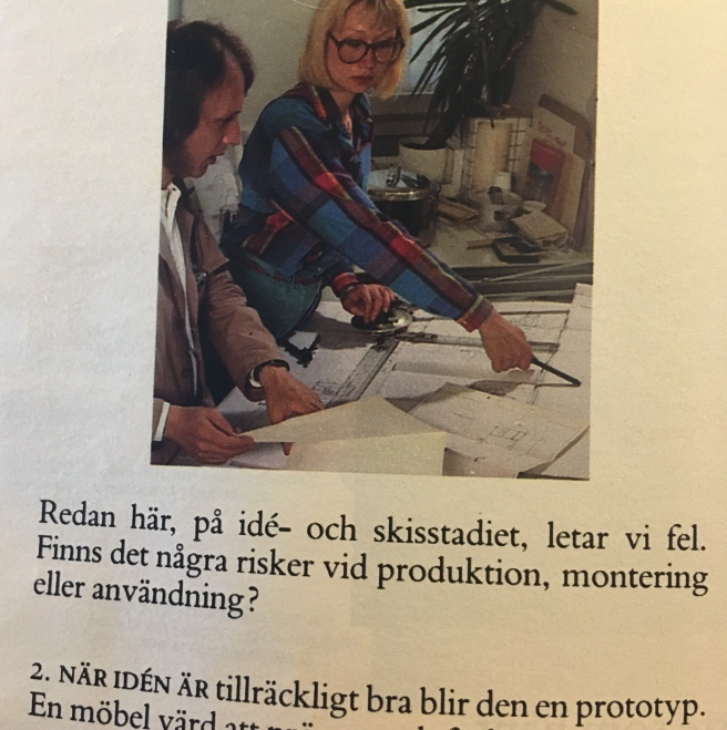 Ur Ikea-katalogen 1981. När Kamprad fortfarande levde!